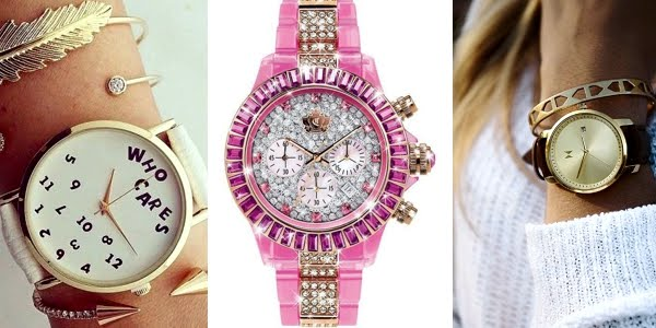 Super Beautiful Watches For Girls OMG Love Beauty
