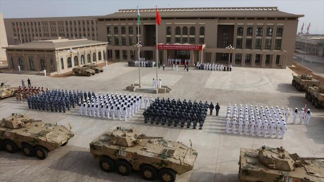 China abre primera base militar en África… ¿una alarma para EEUU?