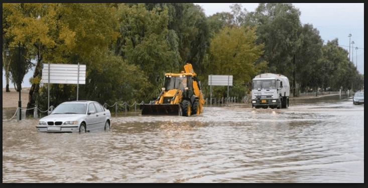 Η Βουλγαρία προειδοποιεί Ελλάδα και Τουρκία για πλημμύρες τις επόμενες ημέρες