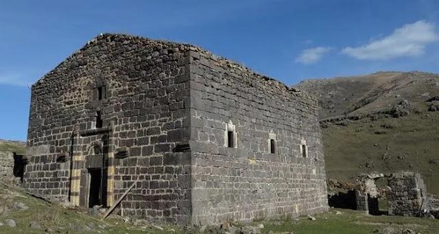 Τούρκος Βοσκός Που Προστατεύει Ελληνική Εκκλησία Στην Τραπεζούντα