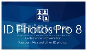 ID Photos Pro 8.0.2.6 Crack Full Version Free Download