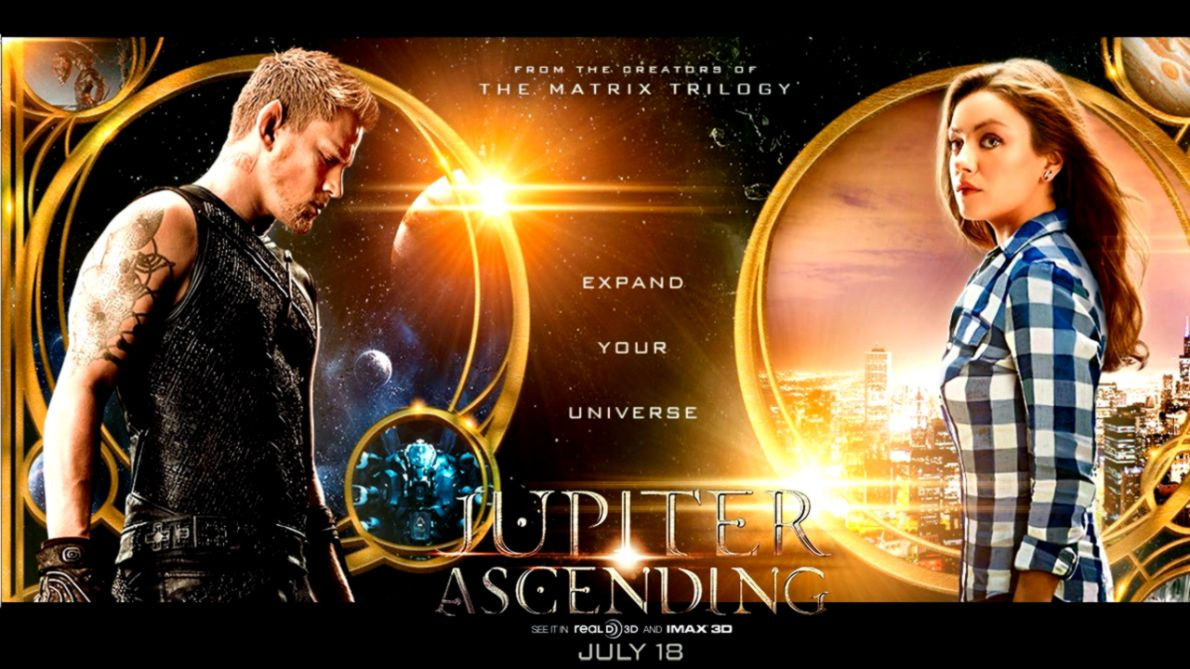 Jupiter Ascending So bad its good JK its the worst Thats