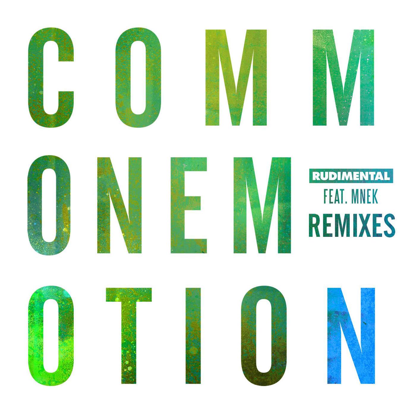 Rudimental - Common Emotion (feat. MNEK) [Remixes] - Single Cover