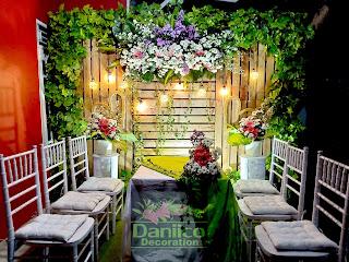 Dekorasi Pernikahan Rumah Semarang