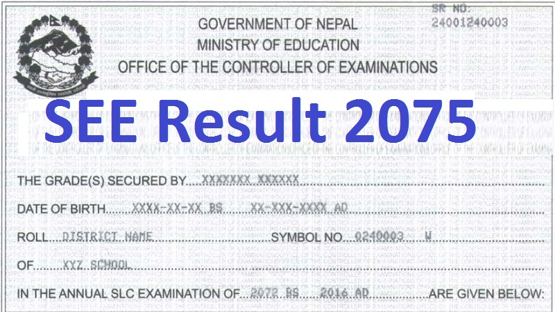 SEE Exam Results - Posts | Facebook