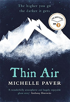 Thin Air by Michelle Paver book cover