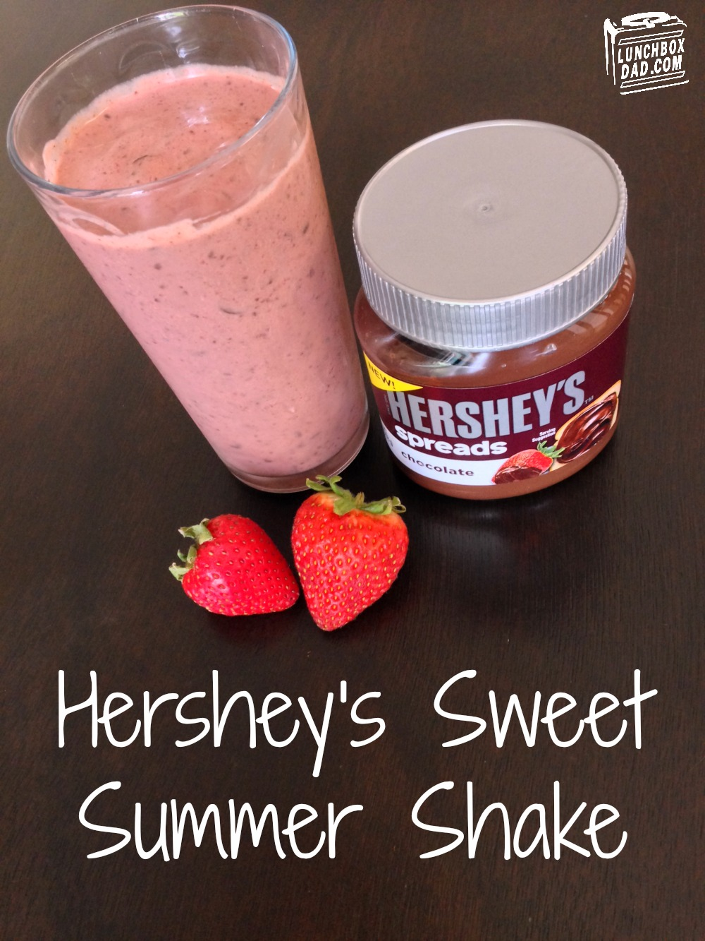 Hershey's Sweet Summer Shake Recipe #Shop #Collectivebias