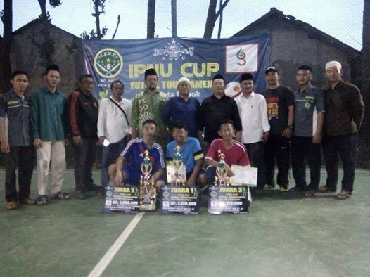PC IPNU Gelar Turnamen Futsal se-Kota Depok
