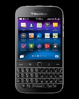 Harga dan Spesifikasi HP Blackberry Classic Terbaru