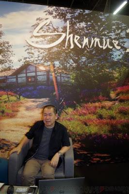 Yu Suzuki, Dengeki Online interview