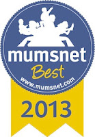 Stokke Sleepi Mini wins Mumsnet Best Award