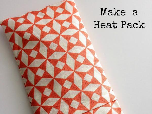 Make a Heat Pack {Tutorial}