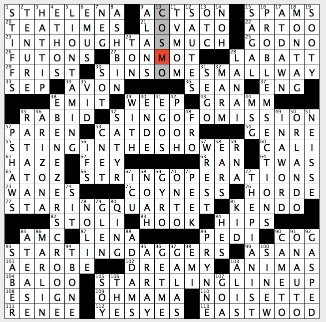 Rex Parker Does The Nyt Crossword Puzzle German Border River Sun 3 4 18 Title Family Name In Old Tv Cossack Weapon Daschle S Successor As Senate Majority Leader Martial