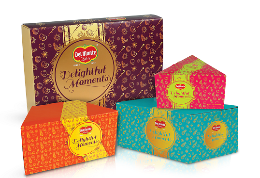 Savor Del Monte's delightful range of products this Diwali
