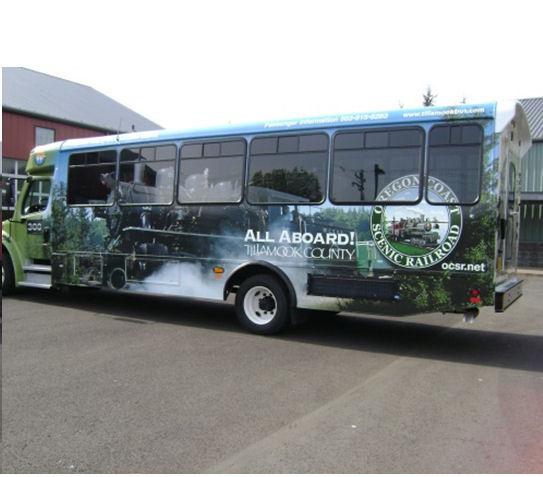 Cool Bus: Garibaldi Maritime Museum: Look At This Cool Bus