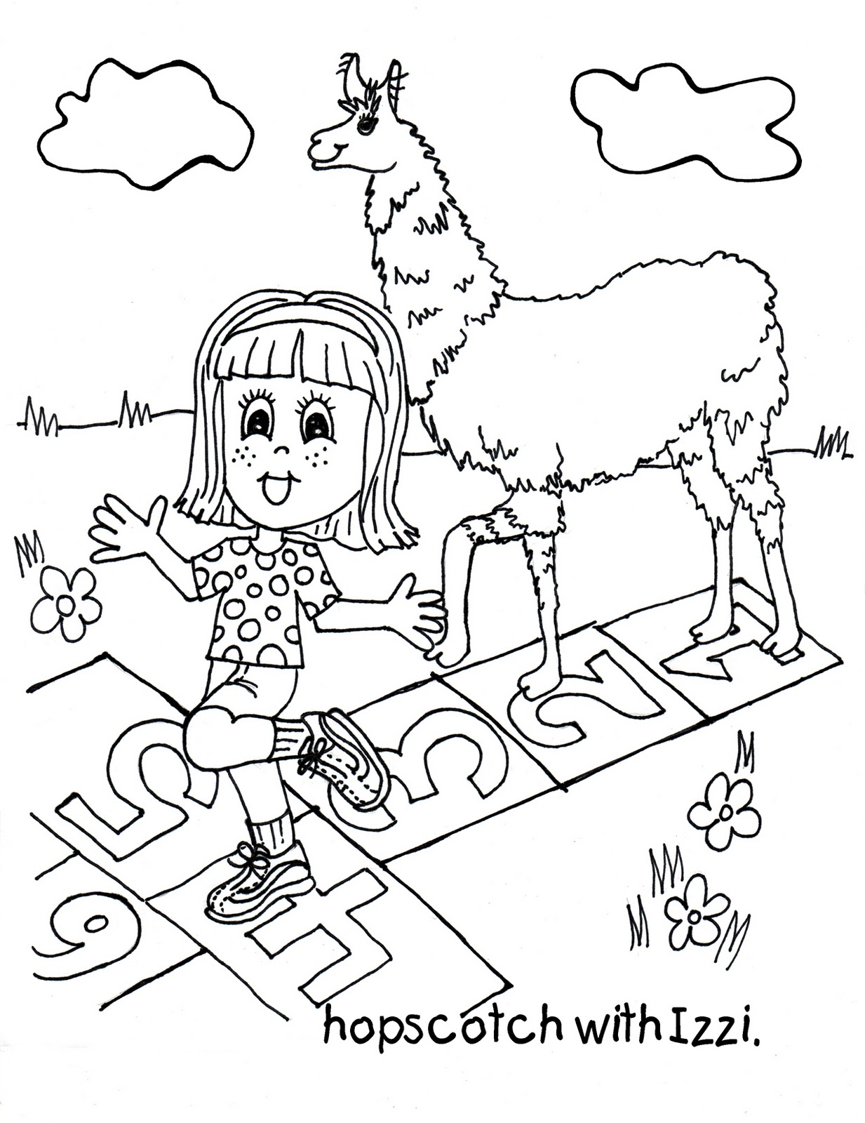 Noah's Place Petting Zoo: Coloring Book Now Available