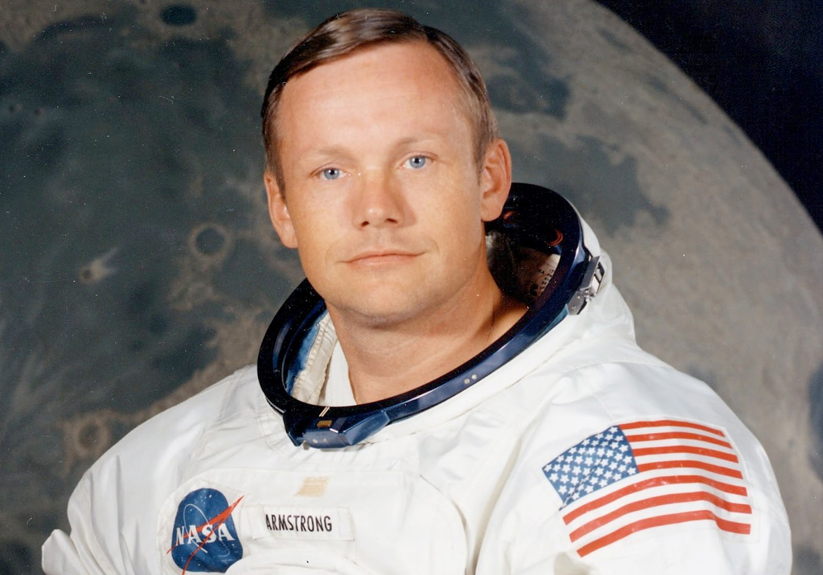 Neil Alden Armstrong - Pics about space