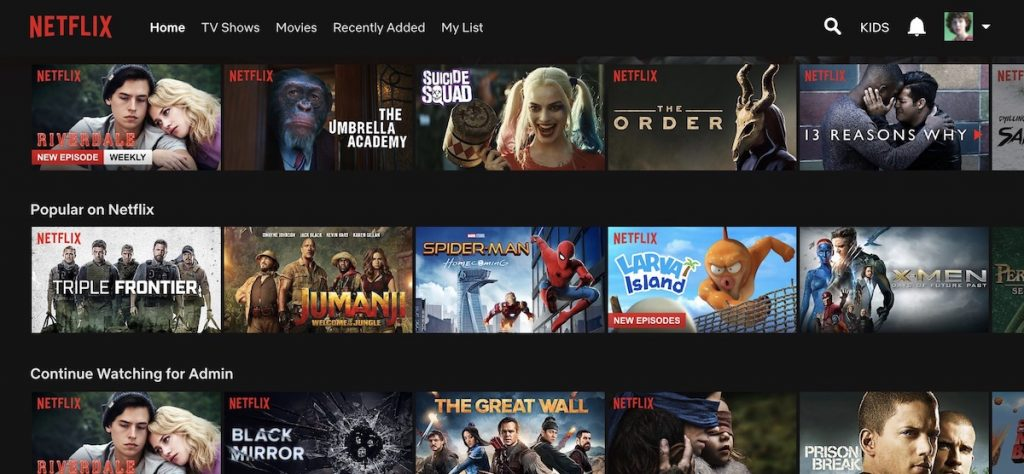 Netflix Premium Account Username and Password 2019 - Tricks By Kd