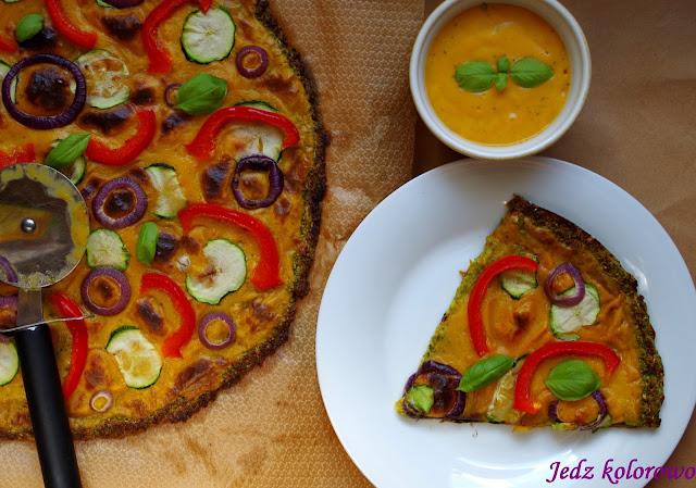 pizza brokułowa