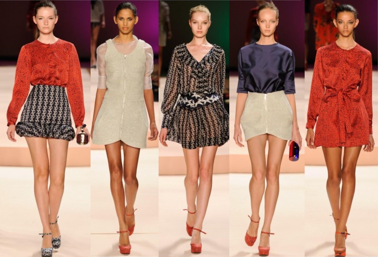 7585b0cc0 NAMOA - ESTÚDIO + DESIGN + MODA: Fashion Rio - Maria Bonita Extra ...