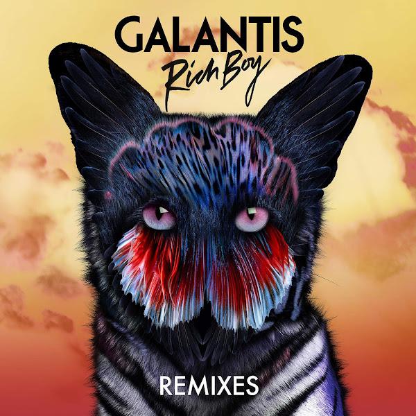Galantis - Rich Boy (Remixes) - EP Cover