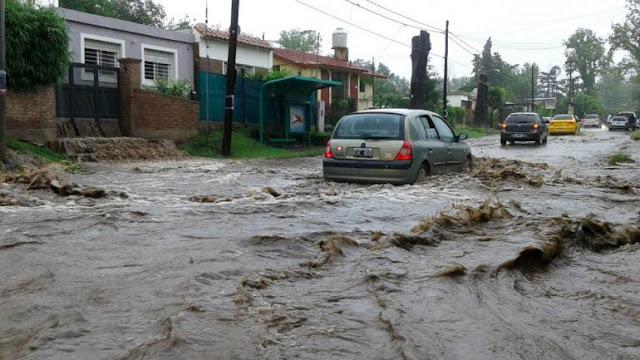 Que significa soñar con inundación