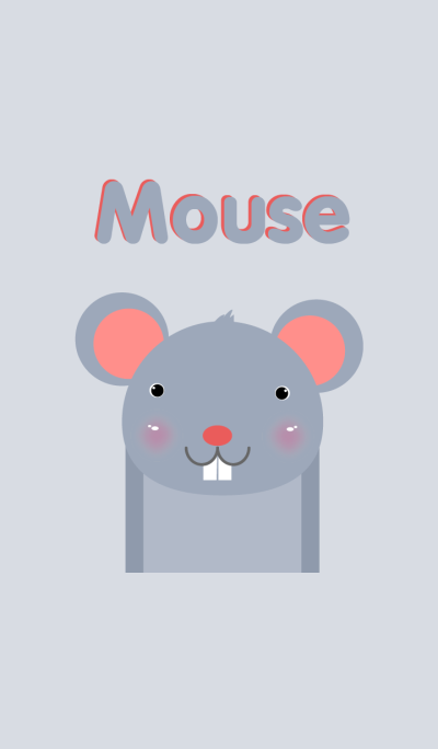 Simple mouse theme