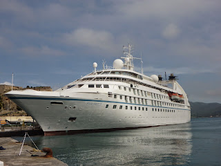 Windstar Cruises' Star Breeze Inaugural Cruise - Part II - The Transformation of A Cruise Line