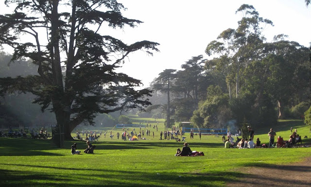 Golden Gate Park em San Francisco