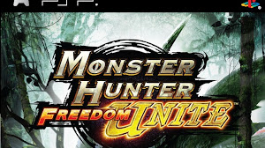 Monster Hunter Freedom Unite (mult. español)(ISO)(MEGA)