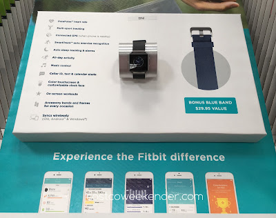 Costco 1070528 - Fitbit Blaze Smart Fitness Activity Watch - stylish and functional