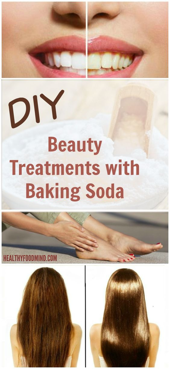 10 Genius DIY Beauty Treatments With Baking Soda