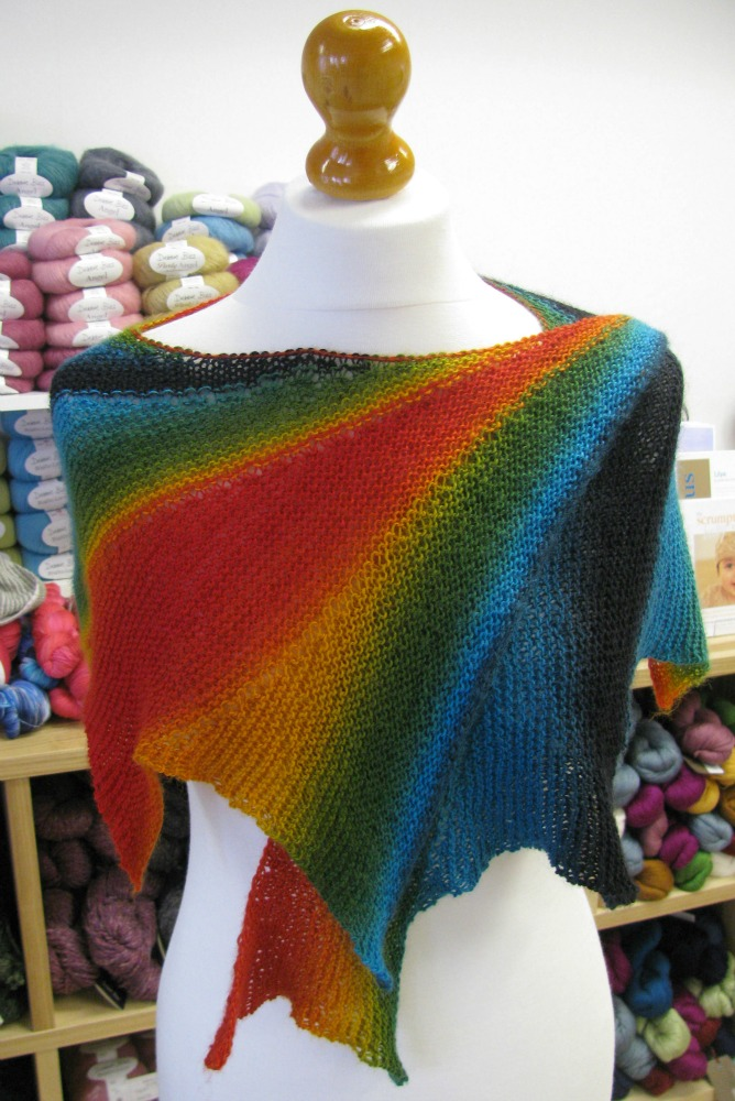 The Woolly Brew: Wingspan
