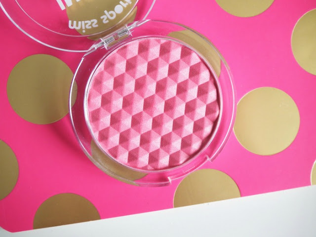 Miss Sporty Insta Glow Blush - Glowing Mauve