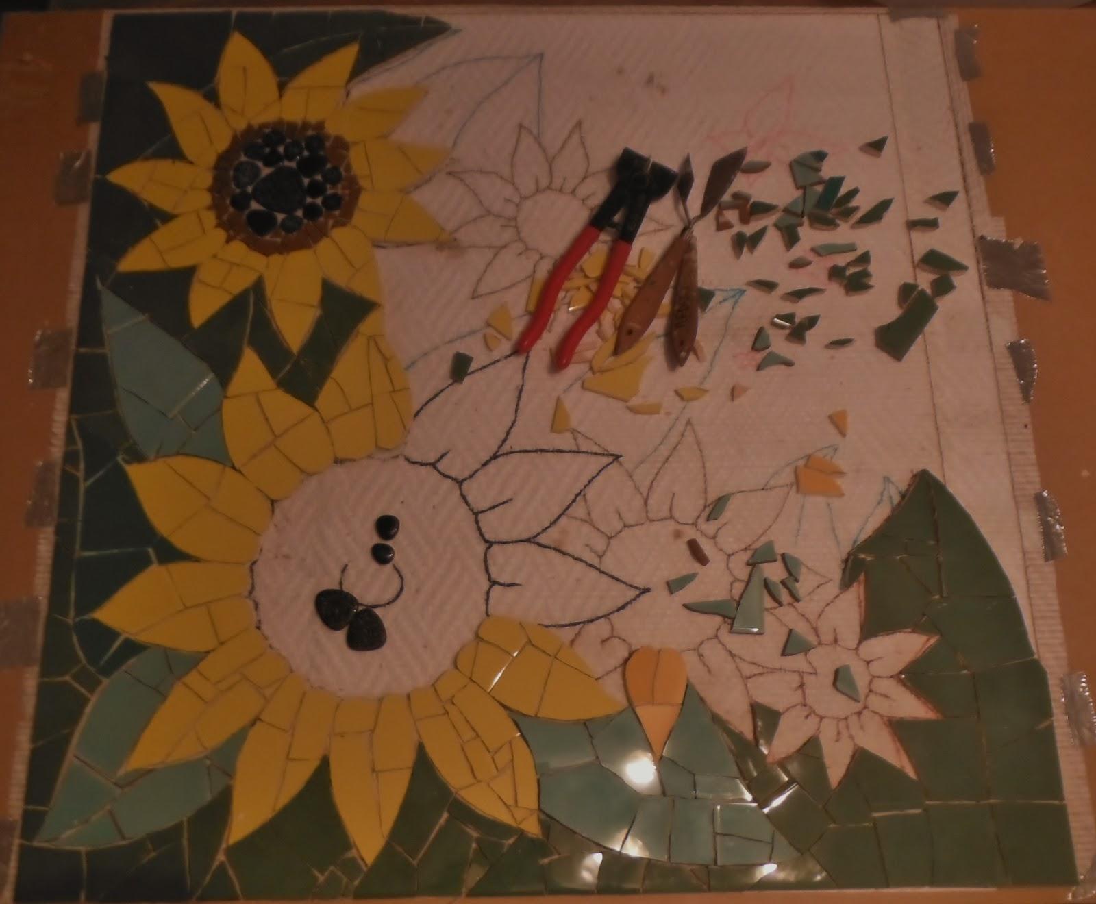 atelier d art mimi vermicelle savenay cours dessin peinture stages mosaique week end vacances scolaires