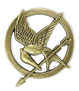 The Mockingjay Pin - The Hunger Games