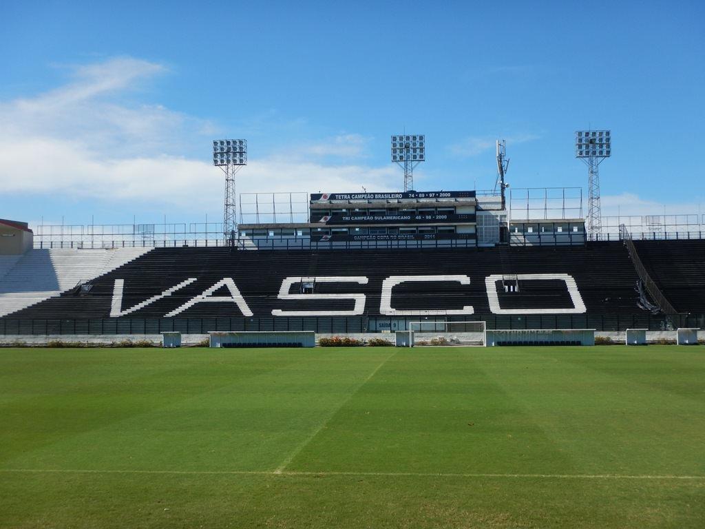 Visita Guiada no Estádio Vasco da Gama