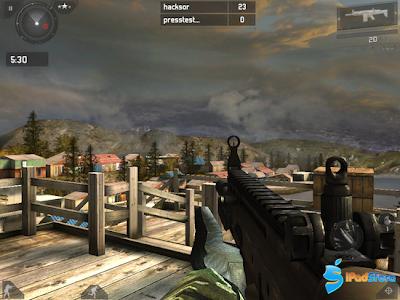 Modern-Combat-3-Fallen-Nation-23 Veja como está ficando Modern Combat 3: Fallen Nation (iPhone e iPad)