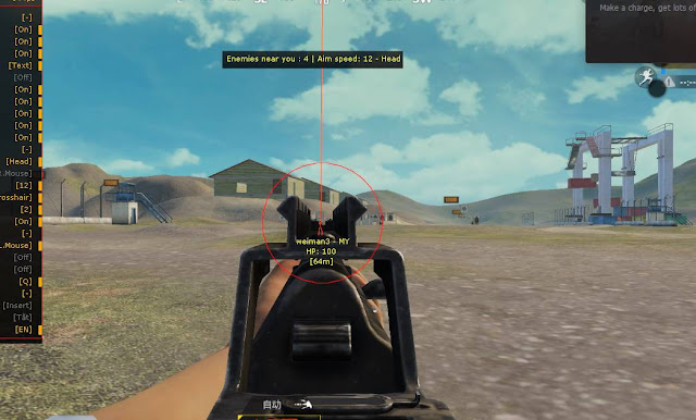17 Maret 2019 - Gate 4.0 PUBG MOBILE Tencent Gaming Buddy Aimbot Legit, Wallhack, No Recoil, ESP