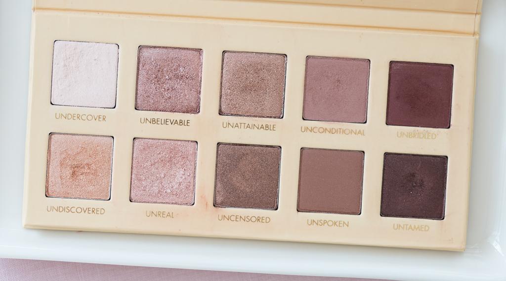 Sommer Glow Make-up Produkte Lorac Unzipped Lidschattenpalette