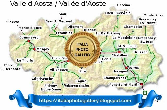 Discover the nature and beauty of the high mountain environments in the Valle d'Aosta.