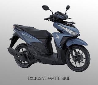 Vario 150 Exclusive Matte Blue