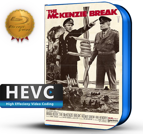 The Mckenzie Break (1970) 1080P HEVC-8Bits BDRip Ingles (Subt.Esp)(Bélico)