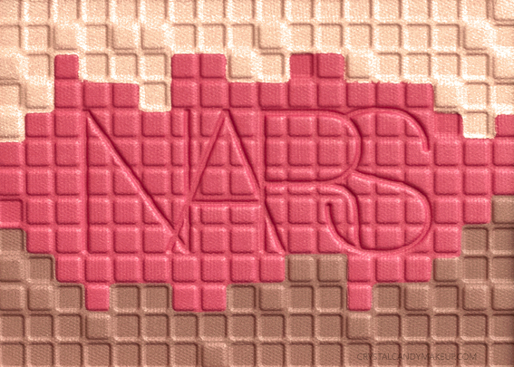 NARS Fireclay Mosaic Glow Blush Review