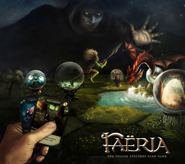 New Card Game Faeria about to start Open Beta soon