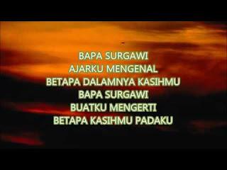 Chord Lagu Rohani : BAPA SURGAWI - Lisna G. Arifin