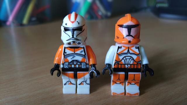 Клоны фигруки лего Звездные войны купить