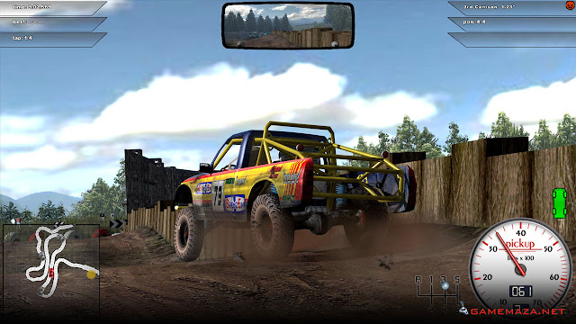 Cross Racing Championship Extreme Screenshot 4