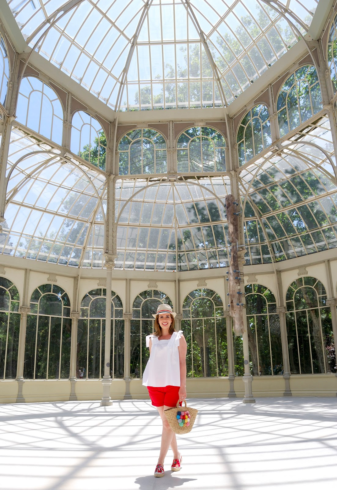 instagram worthy spots places spain instagrammable crystal palace madrid