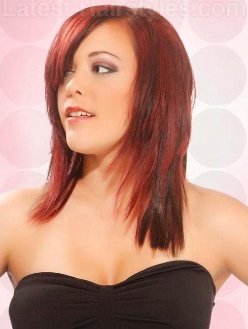 trend+model+rambut+layer+berponi+untuk+wanita+2014